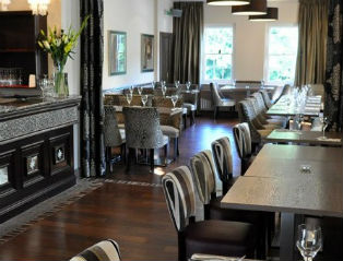 A la carte at Harry's Cushendall